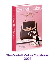 Confetti Cakes: Hand Sculpted Cakes