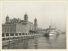 Ellis Island – Amazing portraits of immigrants arriving in the United States in the 1900s   Ufunk.net