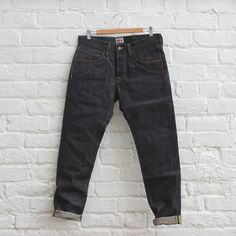 EDWIN Jeans - ED-55 Relaxed - Granite Denim - £99.99