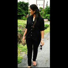 #BlackOnBlack #fashion #lifestyle