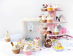 Miss Cupcake blog: Jabones en forma de Cupcake