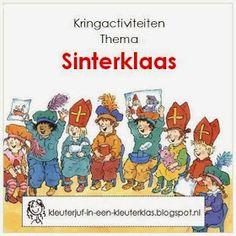 Kleuterklas: Kringactiviteiten thema 'Sinterklaas' Elementary Schools, Christmas Diy, Children, Kids, Have Fun, Classroom, Teaching, Education, Comics