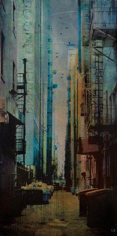 Daybreak  by Liz Brizzi