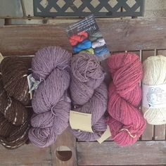 #yarn I bought today while on vacation in #Lisbon #Retrosaria #yarnporn #ravelry #knitting #stricken - instagram by stash2go