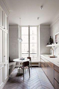 Letar du köksinspiration? Här är 21 moderna och stilrena kök