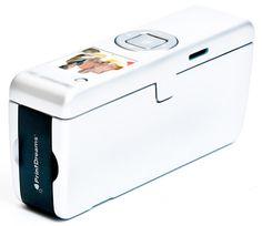 PrintDreams handheld printer and camera