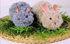 Csináljunk pompom nyuszit Húsvétra! | Mamiverzum - Online Anyamagazin
