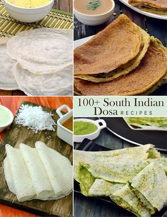 Dosa Recipes, 90 plus Dosa Recipes | Page 1 of 9