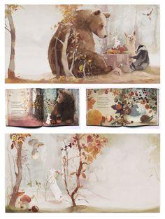 Zuzanna Celej - Della U. Art And Illustration, Watercolor Illustration, Illustration Children, Book Illustrations, Book Design, Layout Design, Design Design, Graphic Design, Children's Picture Books
