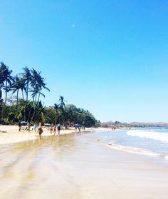 Tamarindo Beach // Costa Rica Vacation Travel Guide