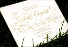 Calligraphy by pompdesigns