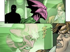 Injustice: Gods Among Us - Year 2 #9  #batman #superman #greenlantern #madefire #motionbooks #comics #comicart #art #colors #drawings