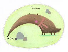Julie Fletcher: Illustration Friday - Detective