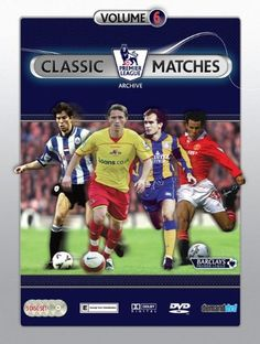 Premier League Classic Matches Vol 6 [DVD]. . http://www.champions-league.today/premier-league-classic-matches-vol-6-dvd/.  #GBP