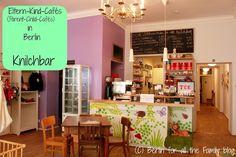 Berlin For All The Family: Berlin's Eltern-Kind-Cafés: Knilchbar
