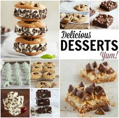 Next potluck, wow your friends with one of these delicious dessert recipes!