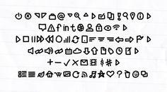 50+ High Quality & Free Symbol Fonts For Web Designers
