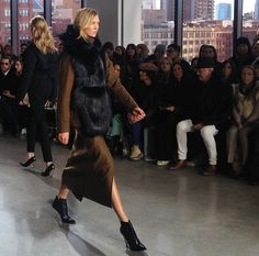 Jason Wu at New York Fashion Week AW15. See more #nyfw http://seen.co/event/ny-fashion-week-fw15-day-2--2015-8679