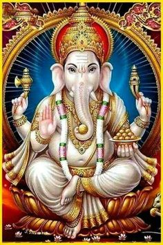Shiva Art, Krishna Art, Hindu Art, Ganesh Lord, Lord Shiva, Ganesh Wallpaper, Ganesh Images, Shree Ganesh, Shiva Shankar