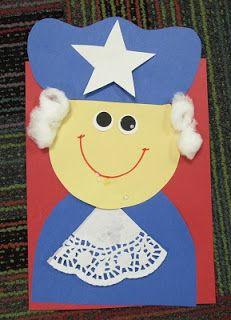 Mrs. Karen's Preschool Ideas: Our Country