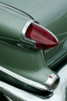 1956 Oldsmobile 98. #coolcars. QuirkyRides.com.