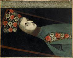 Sor Xaviera de Santa Clara (Clarisa) | Colección de Arte del Banco de la República