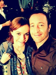 """My Hawaii Five-0 brother and I...#AlexOLoughlin #h50 #hawaii""  Credit: @Taryn Manning via Twitter  Yay so excited for Mary to be back!"