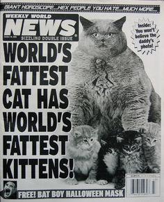 Weekly World News #001