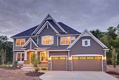 Plan 73369HS: Budget-Friendly 5 Bedroom Sport Court House Plan