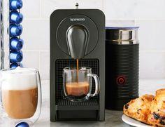 Nespresso Prodigo Smart #EspressoMachine  Brewing coffee like a pro! #coffeeholic