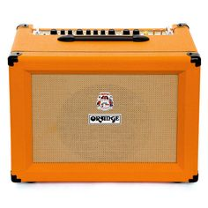 This is one of Oranges no compromise Crush amplifiers, but at the larger end of the scale this amp isnt just a practice amp - it is ideal for band practice, jam sessions and small to medium gigs. The CR60C is a 60 watt, 1 x 12 combo amp delivering quality Orange tone at a great price.