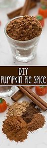 Learn how to make pumpkin pie spice! We've all heard about pumpkin pie spice. The term is practically a household name now when it's paired with latte! I think that the PSL put pumpkin spice on the map....