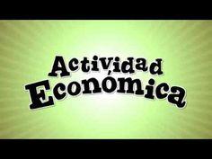 Actividades Económicas - YouTube