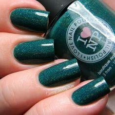 I Love Nail Polish Simply Adorablue