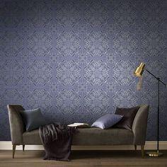 Souk Tile Bazaar Wallpaper | Graham & Brown UK
