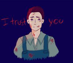"""I Trust You"" - Josh from UNTIL DAWN"