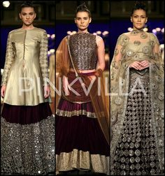 Manish Malhotra Collection at India Couture Week 2014 | PINKVILLA