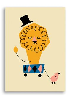 Product code: 2159Illustrated by Darling Clementine.These fun and vibrant postcards have been printed on 100% recycled board.105 x 148 mm  Please enter the multiple of 12 that you require into the quantity box.