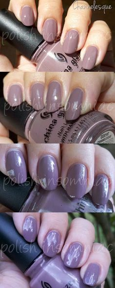 China Glaze Channelesque - Throwback Thursday
