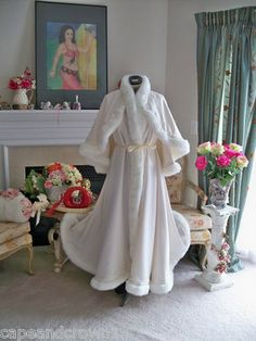 Do Not buy counterfeit fashion from China. Instead, buy direct from original designer in the USA This cape is designed by Cape & Crown Creations located in USA Sold on https://www.etsy.com/shop/capeandcrown13 Princess Bridal Cape 96 inch Ivory / Ivory Satin with Fur Trim Wedding Cloak Handmade in USA $250. https://www.etsy.com/listing/118326669/princess-bridal-cape-96-inch-ivory-ivory Please check out my Etsy shop for winter bridal capes: capeandcrown13