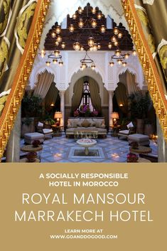 Morocco Travel, Africa Travel, Cape Town South Africa, North Africa, Responsible Travel, Countries To Visit, Marrakech, Best Hotels, Travel Inspiration