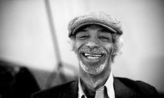 """Gil Scott-Heron """"Alien (Hold On To Your Dreams)"""""""