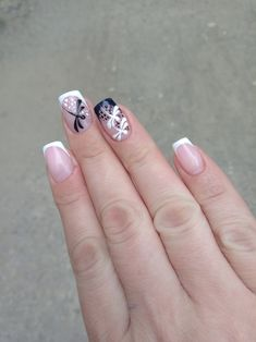 Photos de 1000 Идей маникюра | Дизайн ногтей Cute Nails, Pretty Nails, Les Nails, Seasonal Nails, Top Nail, Nagel Gel, Cute Nail Designs, Beautiful Nail Art, Perfect Nails