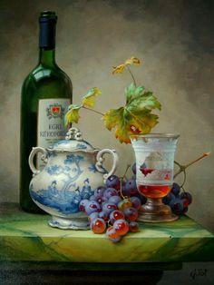 Gabor Toth, Hungarian artist