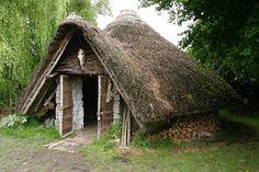 Iron age tiny home