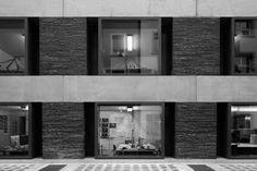 Umbau Untergeschoss Atelierhaus Dubsstrasse, Zürich | Boltshauser Architekten, Zürich, Schweiz
