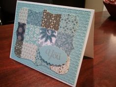 Beautiful Top Note Card