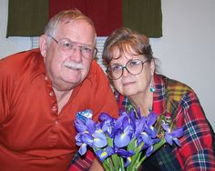 Our 50th. anniversary party in Kentucky.