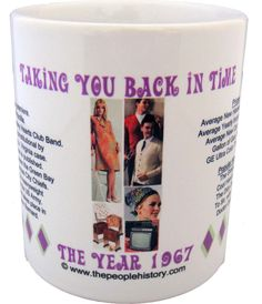 1967 Coffee Mug Featuring -1967 Year in History ** Trust me, this is great! Click the image. : Coffee Mugs