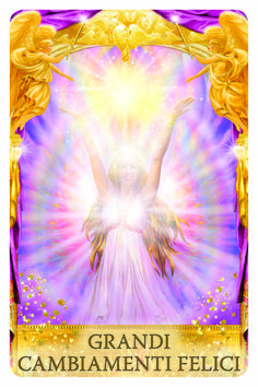 Big happy changes Tarot and Oracle Cards Angel Answers Doreen Virtue Doreen Virtue, Angel Guidance, Spiritual Guidance, Angel Cards, Guardian Angels, New Relationships, Oracle Cards, Card Reading, Free Reading